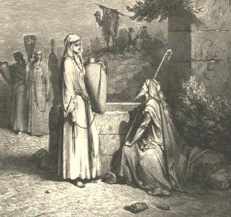Eliezer-Rebekahsquare