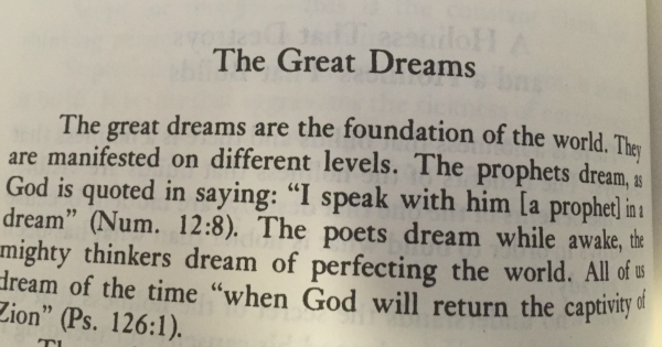 great dreams 600